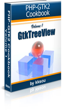 PHP-GTK2 Cookbook Vol1 - GtkTreeView